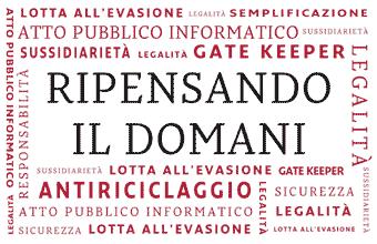 Agenda Notariato - Ripensando il domani
