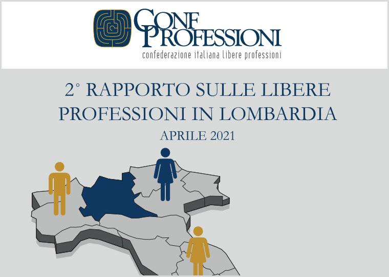 2° RAPPORTO LIBERE PROFESSIONI